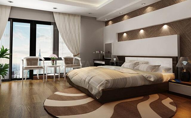 Bố trí phong thủy phòng ngủ tốt sẽ mang đến những giấc ngủ ngon, tinh thần phấn chấn, sức khỏe dồi dào. Ảnh minh họa