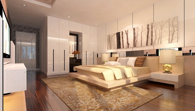 Một mẹo nhỏ khi cải tạo cả sàn và nội thất, đó chính là chọn sàn màu sáng hơn so với nội thất đối với không gian nhỏ và ngược lại. Cách đơn giản này luôn tạo nên vẻ đẹp hiện đại và tinh tế. Ảnh minh họaMột mẹo nhỏ khi cải tạo cả sàn và nội thất, đó chính là chọn sàn màu sáng hơn so với nội thất đối với không gian nhỏ và ngược lại. Cách đơn giản này luôn tạo nên vẻ đẹp hiện đại và tinh tế. Ảnh minh họa