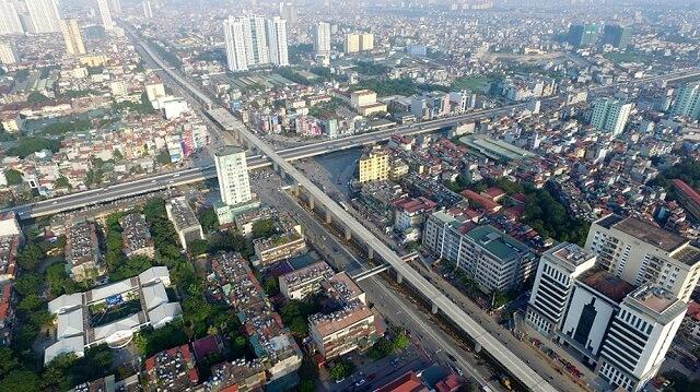 Giá trị bất động sản tại khu vực phía Tây Nam Hà Nội đang có sự tăng trưởng vượt bậc, tính thanh khoản tăng cao nhờ quy hoạch hạ tầng đồng bộ