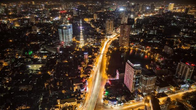 Thị trường BĐS phía Tây Hà Nội đang là mảnh đất màu mỡ của các nhà đầu tư