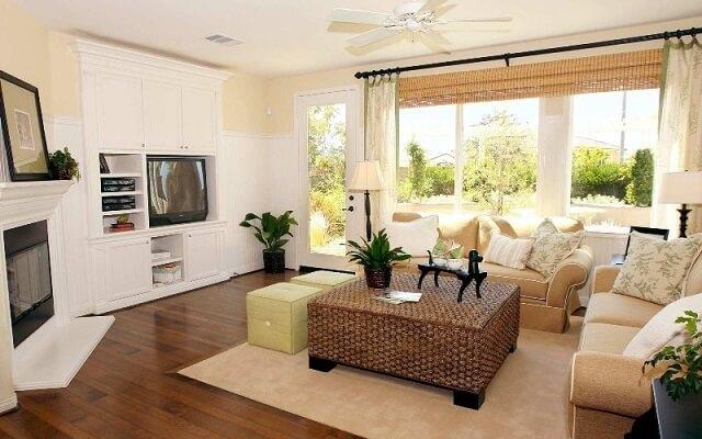 Bạn nên gia cố thêm một lớp tường thạch cao bên ngoài để vừa đảm bảo tính thẩm mỹ vừa chống nóng hiệu quả. (Ảnh minh họa)