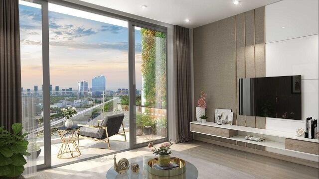 Các căn hộ hiện đại và căn hộ Officetel Vinhomes West Point giúp những cư dân tương lai có thể sống và làm việc năng động ở ngay chính căn nhà của mình.