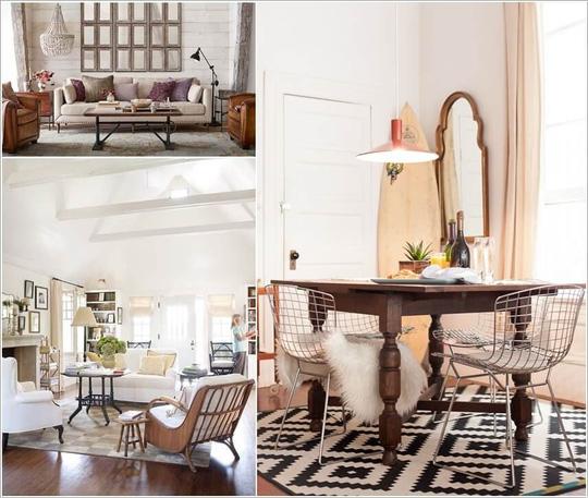 Mảnh đồ nội thất cổ đã luôn luôn giữ vị trí đặc biệt trong thiết kế nội thất