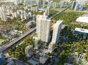Lợi nhuận căn hộ cho thuê tại Hà Nội đang tăng dần
