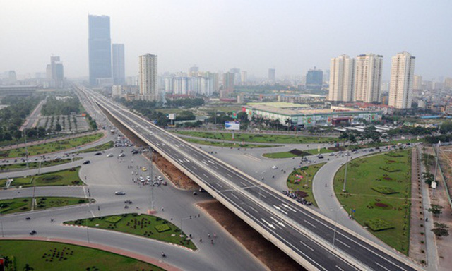 Bất động sản phía Tây Hà Nội hưởng lợi từ cơ sở hạ tầng đồng bộ