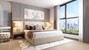 Khách hàng nước ngoài rất quan tâm đến hình ảnh căn hộ