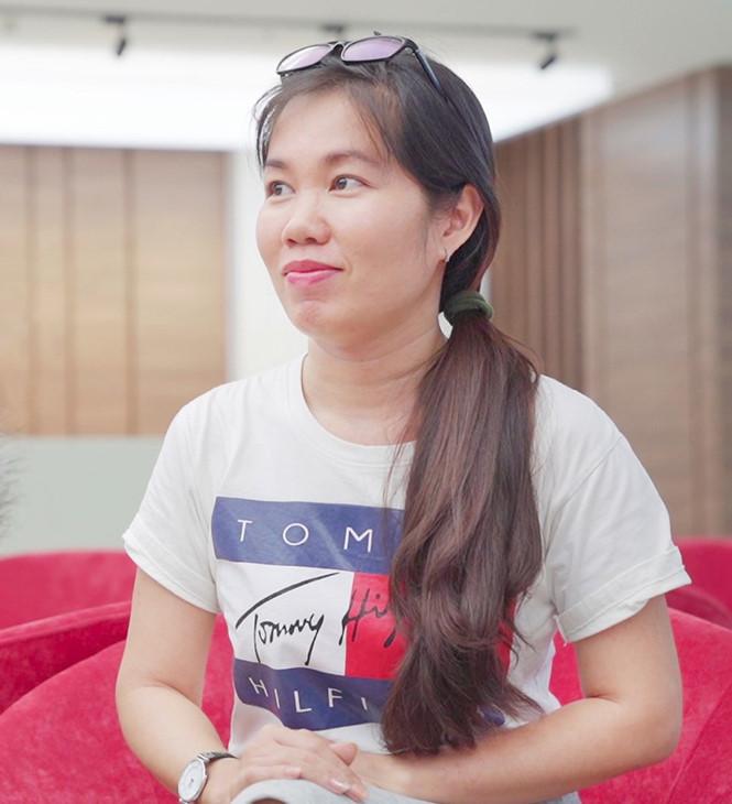 Với tiện ích đẳng cấp, Vinhomes West Point là lựa chọn của chị Thu Hiền để đầu tư cho khách nước ngoài thuê căn hộ