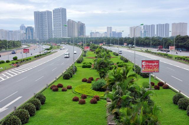 Cú hích hạ tầng đang thay đổi diện mạo phía Tây Hà Nội