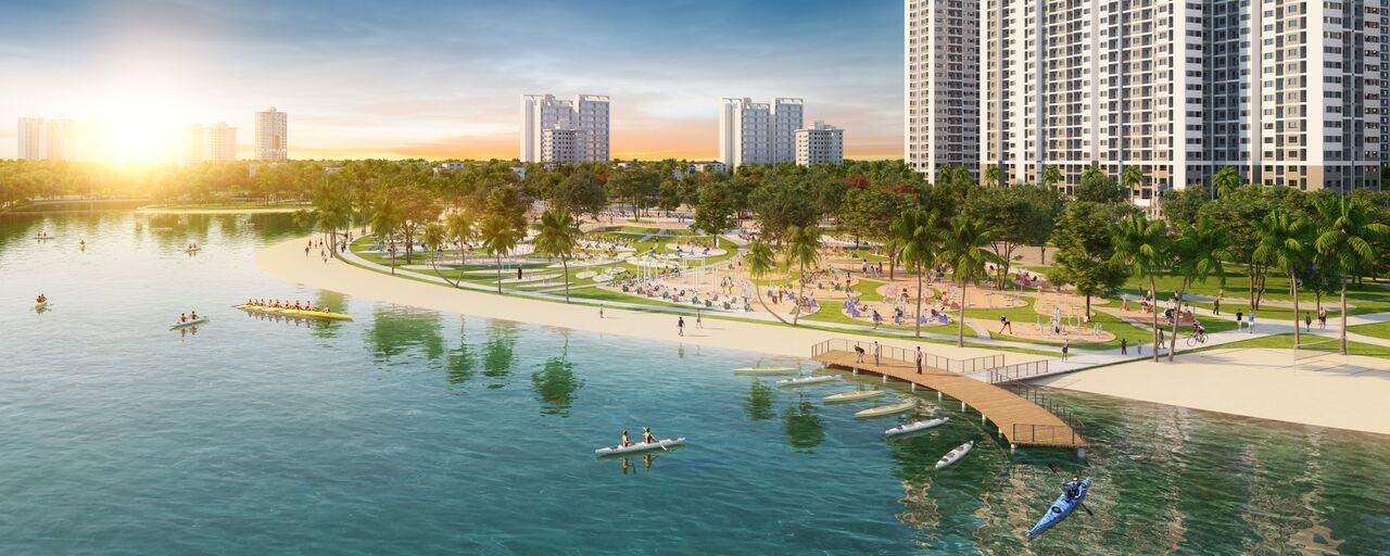 VinCity Sportia - thành phố thể thao năng động phong cách Singapore và hơn thế nữa