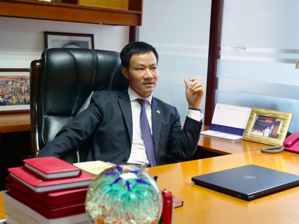 Luật sư Đỗ Mạnh Trường - Giám đốc Công ty Luật Liên Việt – Legal Link, Chủ tịch Công ty Bất động sản KingLand