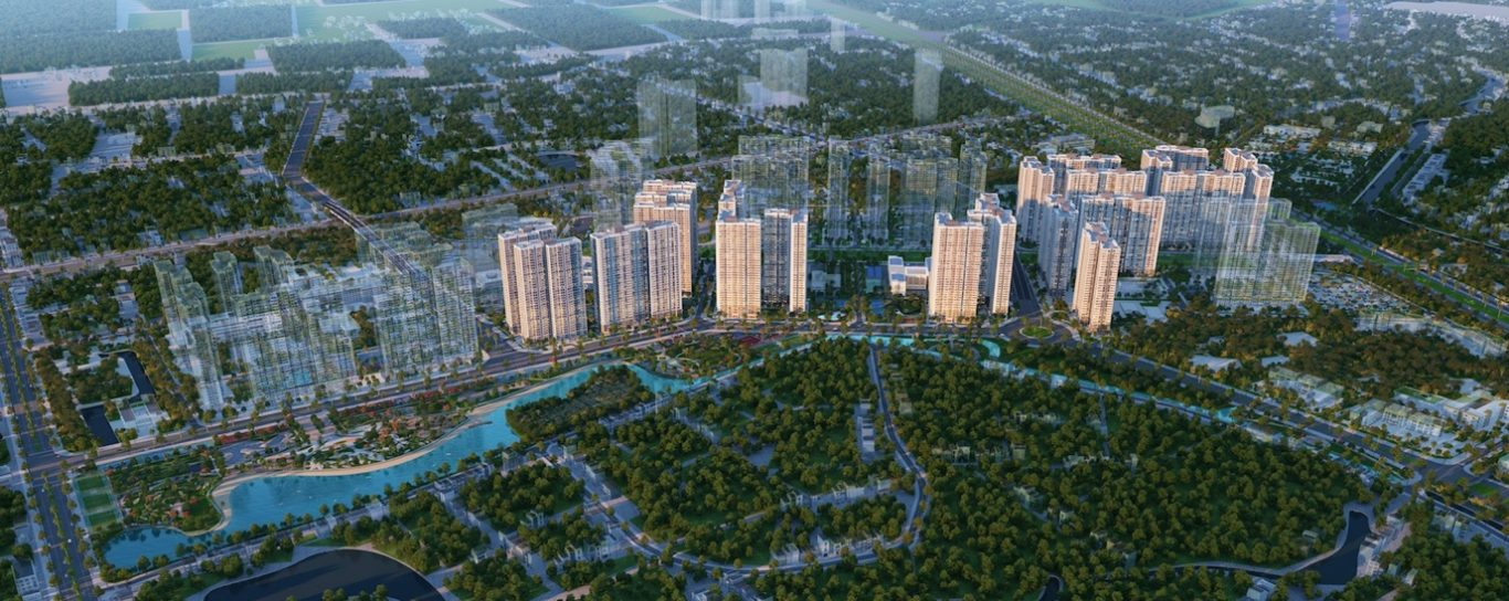 Vinhomes Smart City là đại đô thị thông minh đầu tiên của Vingroup