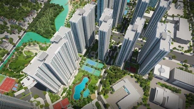 Vinhomes Smart City - đại đô thị thông mình đầu tiên tại Việt Nam